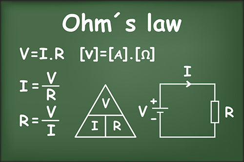 definition of ohms law diagram