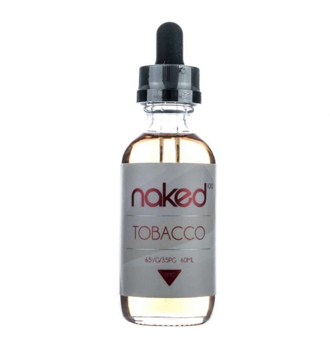 naked tobacco flavor