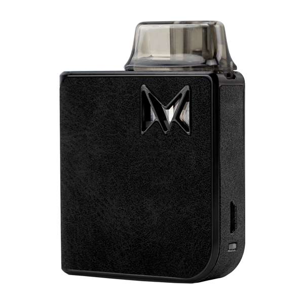 Combining reliable vape mods with classy gentleman styles, available here with the Black Suede Mi-Pod PRO
