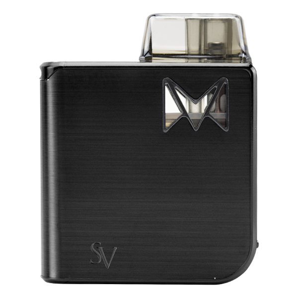 Available here in Black Metal, the Mipod Pro is a highly popular pod vape for nicotine salts
