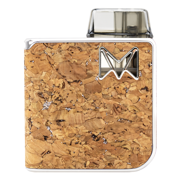 As seen here in Silver Cork, the Mipod Pro is the best vape device for nic salts