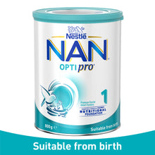 Nestlé NAN OPTIPRO 1, Suitable From Birth Starter Baby Formula Powder – 800g