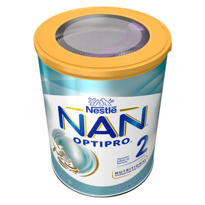 Nestlé NAN OPTIPRO 2, Follow-On Formula 6-12 Months Powder – 800g