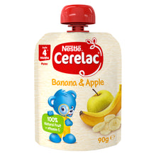 CERELAC Banana & Apple pouch - 90g