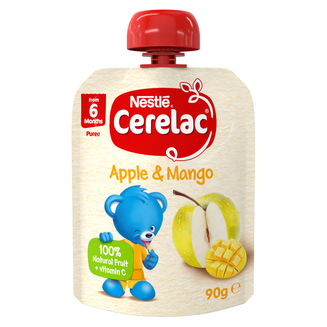 CERELAC Apple & Mango pouch - 90g