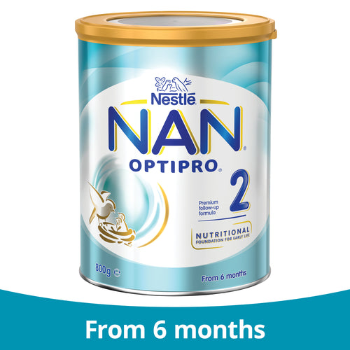 Nestlé NAN OPTIPRO 2, Follow-On Formula Powder From 6 Months – 800g