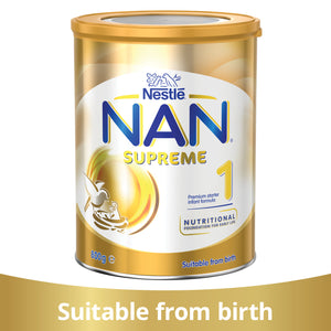 Nestlé NAN SUPREME 1, Starter Infant Formula Powder From Birth – 800g