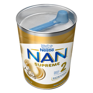 Nestlé NAN SUPREME 2, Follow-On Formula 6-12 Months Powder – 800g