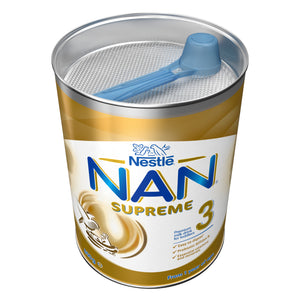 Nestlé NAN SUPREME 3, Toddler Milk Drink From 1 Year – 800g
