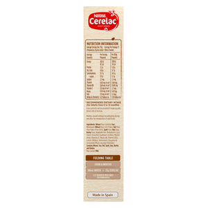 Nestlé CERELAC Multigrain with Pear Infant Cereal – 200g