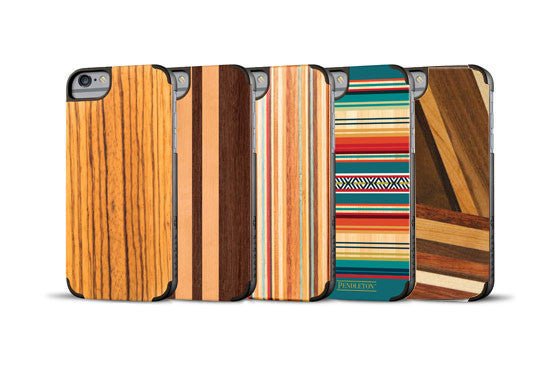 Recover Wood iPhone Cases