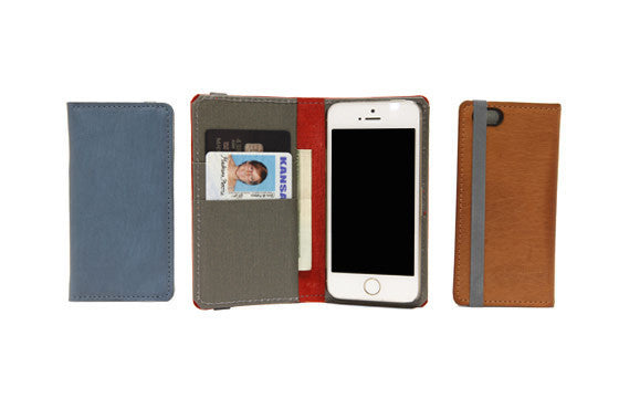 Lorna Wallet Case for iPhone SE and 5/5s