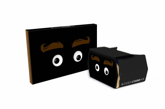 P2: Googly Eyes Virtual Reality Cardboard Pop-Up Viewer