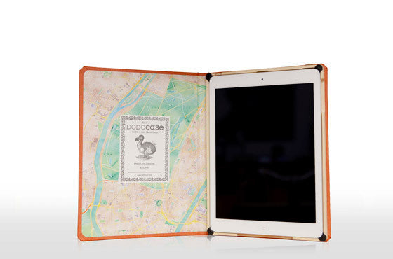Stamen Maps: Paris DODOcase for iPad Air
