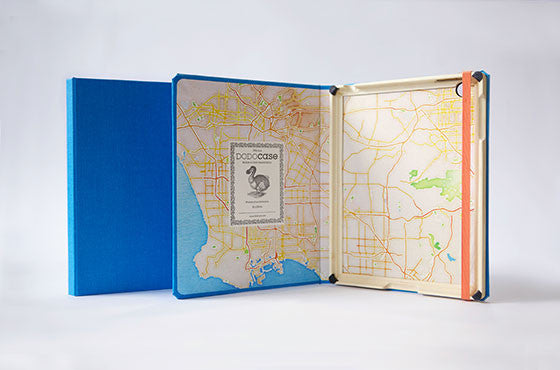 Stamen Maps: LA DODOcase for iPad Air