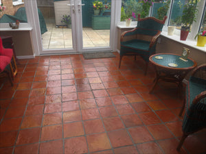 Rustic Presealed Square 200x200x20mm