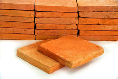 Rustic Unsealed Square Terracotta 150x150x20mm