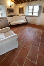 Rustic Rectangular Terracotta 200x400x20mm