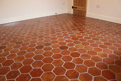 Rustic Presealed Hexagonal 150x150x20mm