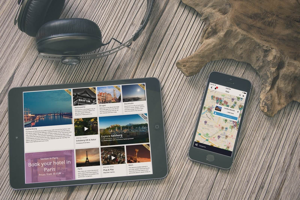 Arrival Guides - Trip Planning Tool