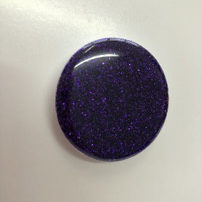 Glitter Pop Socket - Perfect Purple