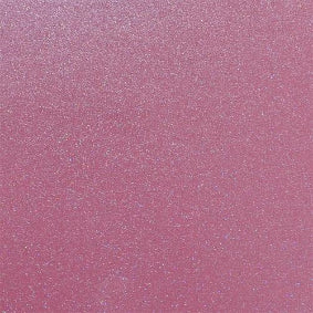 Siser Easy PSV Glitter - Rose Gold 30cm x 1m Roll (self adhesive)