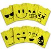 EMOTICON SMILE FACE T-SHIRT COLLECTION CHEAP HALLOWEEN COSTUMES