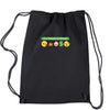 I'm Fluent In Emoji Drawstring Backpack - Emoji Shirt