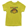 Smile Mon Funny Face Youth T-shirt - Emoji Shirt