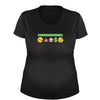 I'm Fluent In Emoji Maternity Pregnancy Scoop Neck T-Shirt - Emoji Shirt