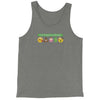 I'm Fluent In Emoji Jersey Tank Top for Men - Emoji Shirt