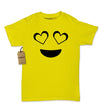 Womens Emoji Smiley Face Emoticon T-shirt Collection Halloween Costume - Emoji Shirt