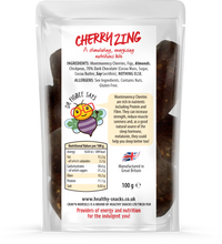 Load image into Gallery viewer, CHERRY ZING - Cherry Energy Bites 100g