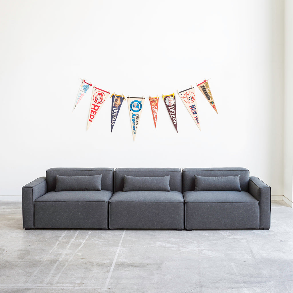 Mix Modular 3-PC Sofa | Berkeley Shield