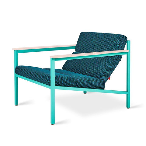 Gus* x LUUM Halifax Chair - Hematite