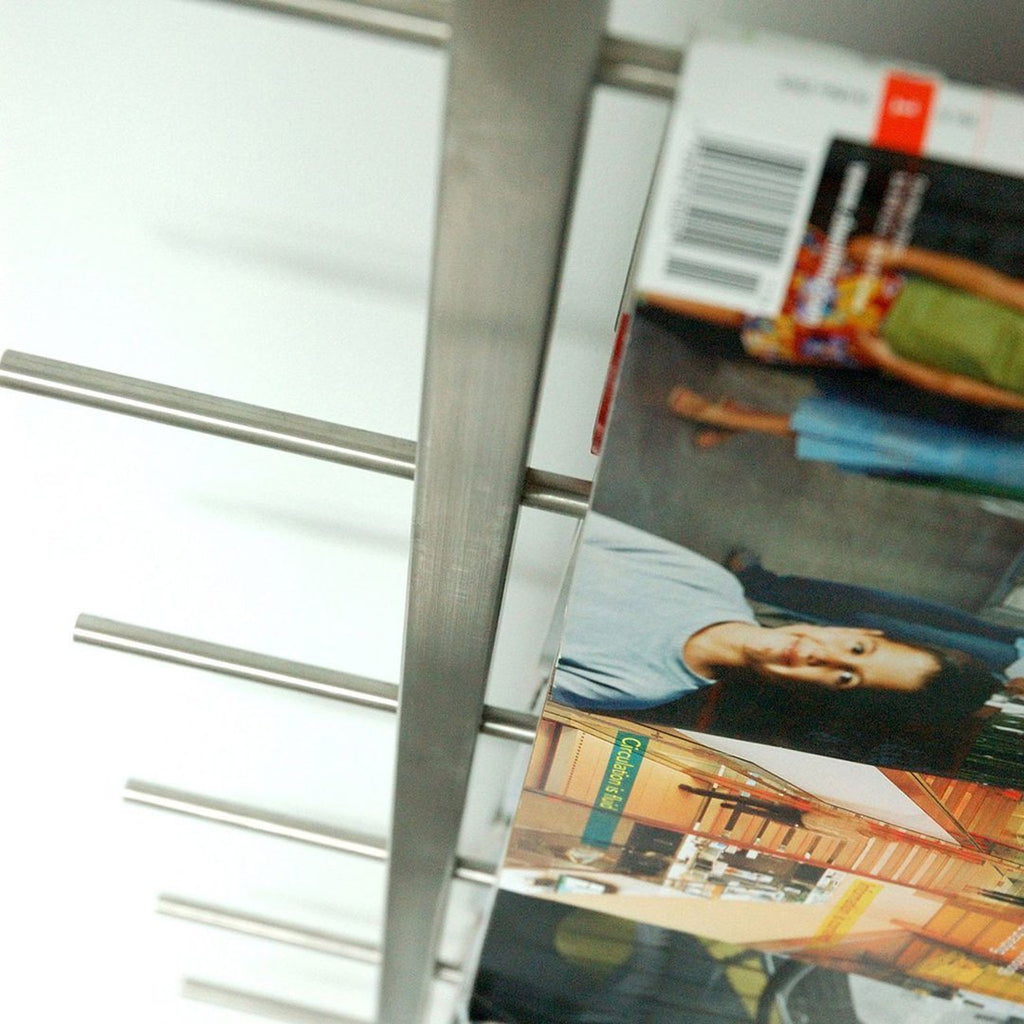 Magazine Rack | Steel