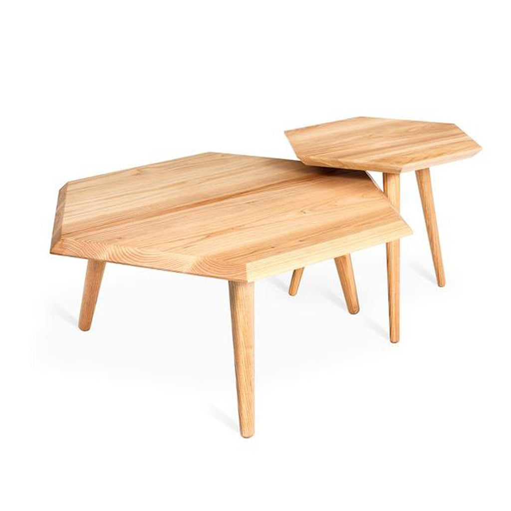Metric Coffee Table | Natural Ash