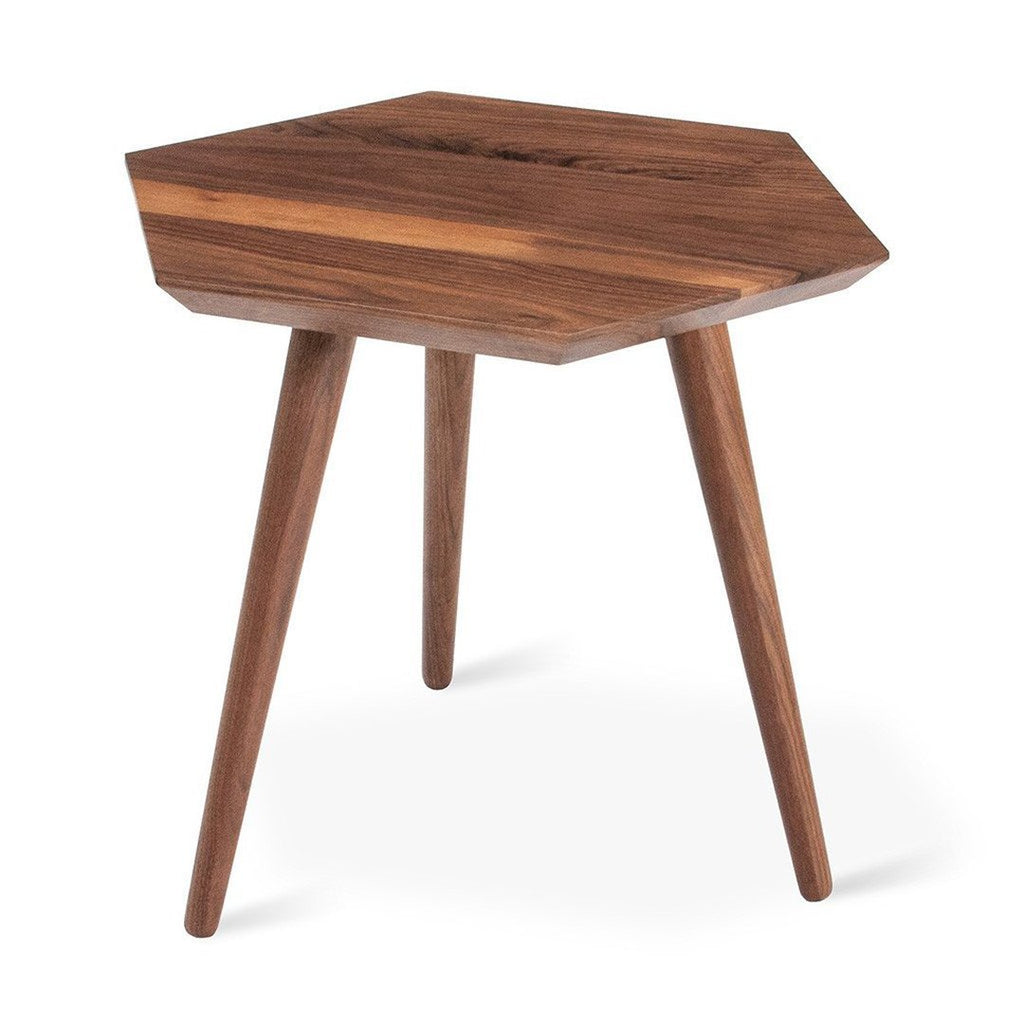 Metric End Table | Walnut