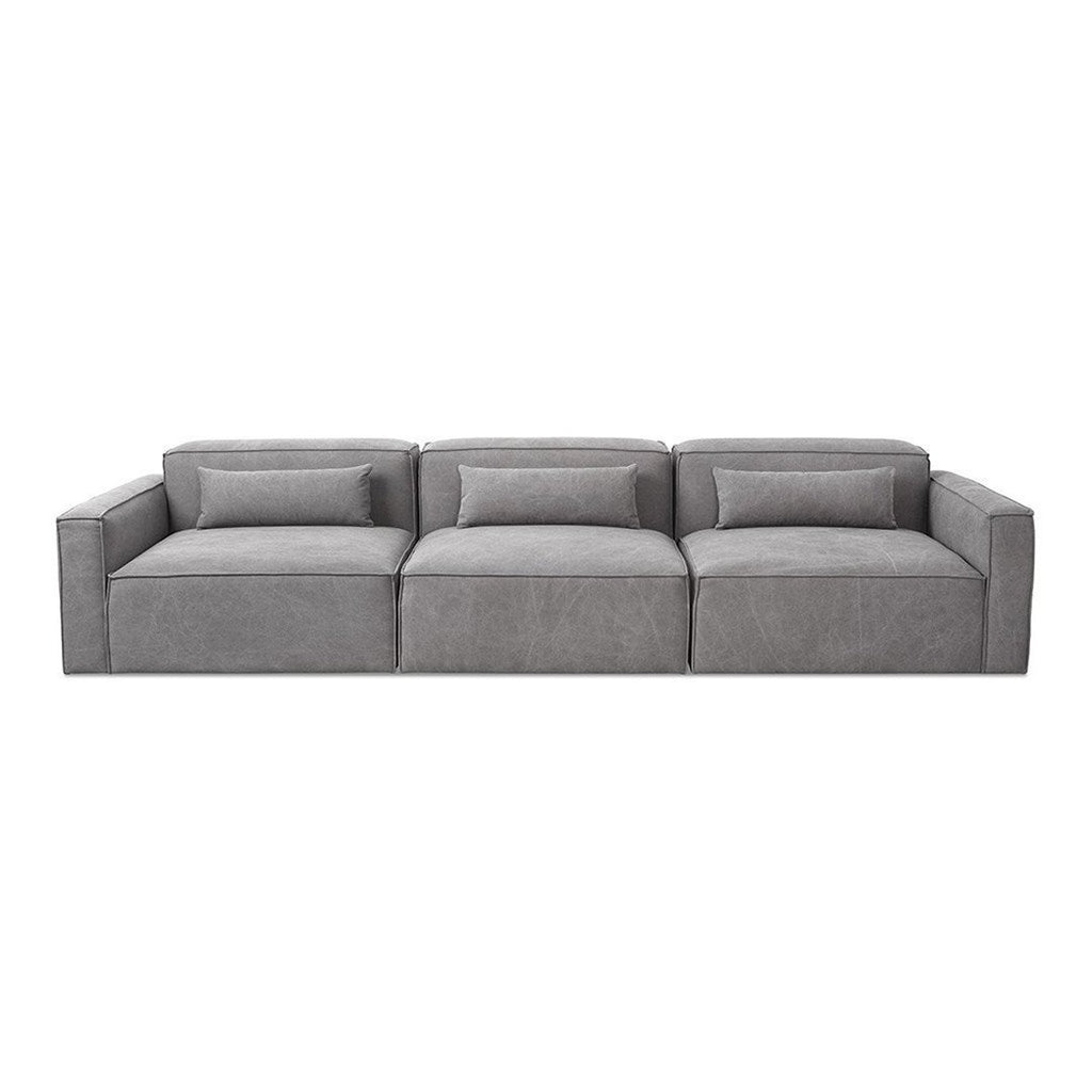 Mix Modular Sofa 3-PC | Vintage Smoke