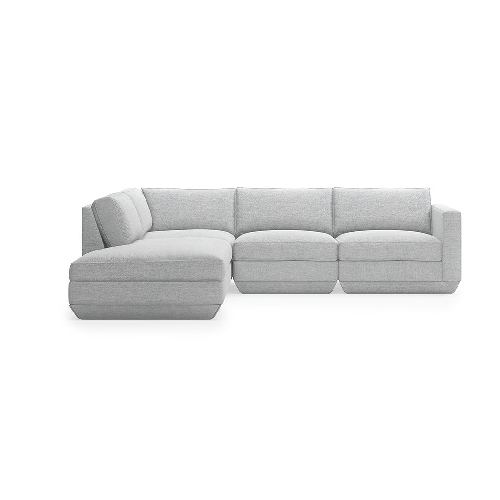 Podium 4PC Lounge Sectional A