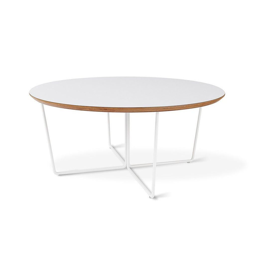 Array Coffee Table Round Accent Table Gus Modern