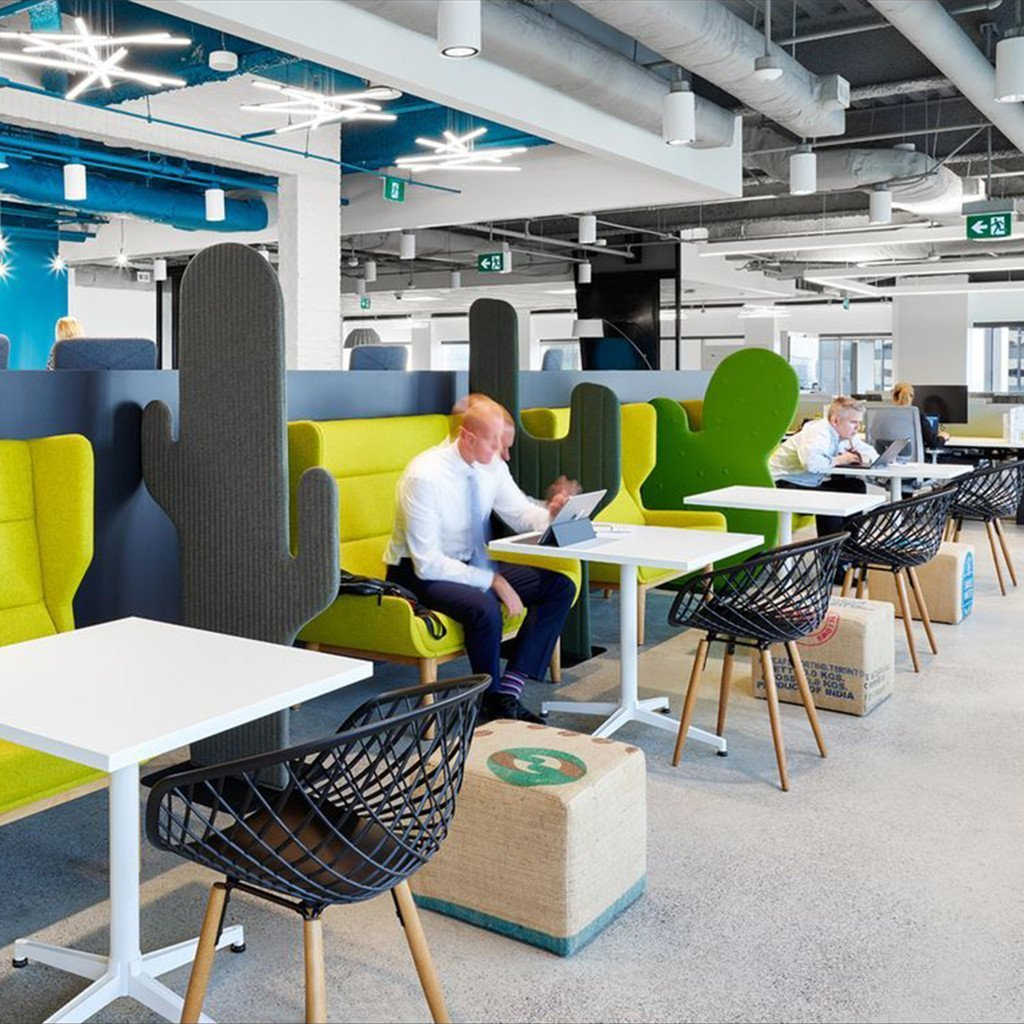 Aviva Digital Garage Offices