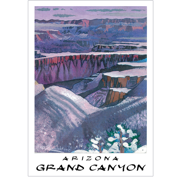 Grand Canyon Travel Posters