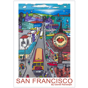 San Francisco Travel Posters