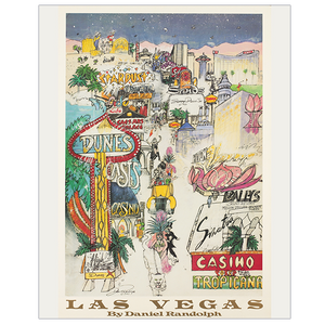Las Vegas Travel Posters