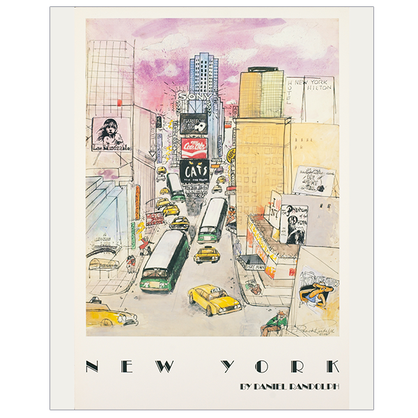 New York Travel Posters
