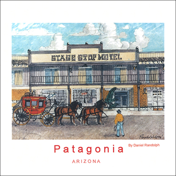Patagonia Stage Stop Motel Arizona