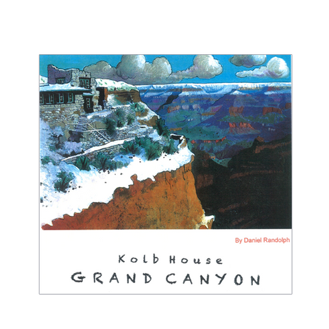 Kolb House Grand Canyon Arizona