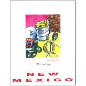 Daniel Randolph Travel Poster New Mexico 15