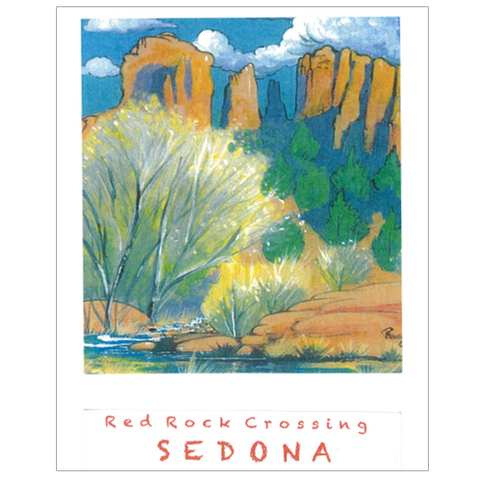 Red Rock Crossing Sedona Arizona